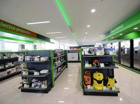Electronic Goods and Appliance Stores